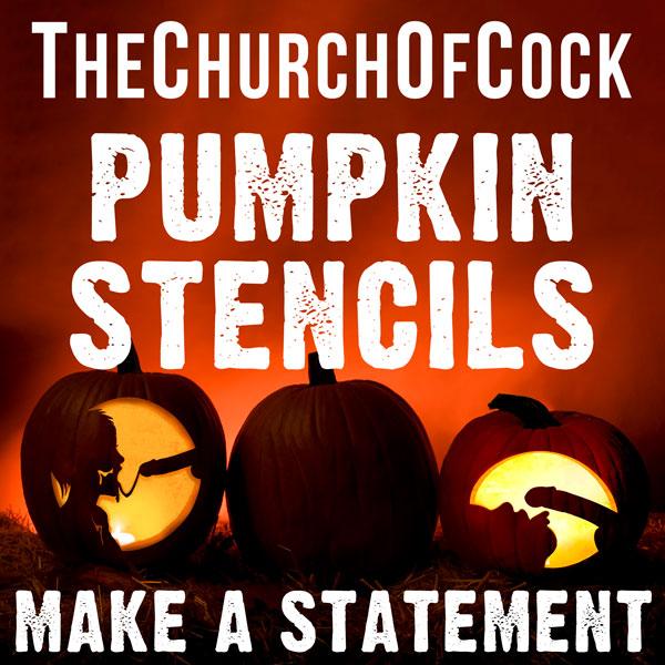 CoC Pumpkin Stencils