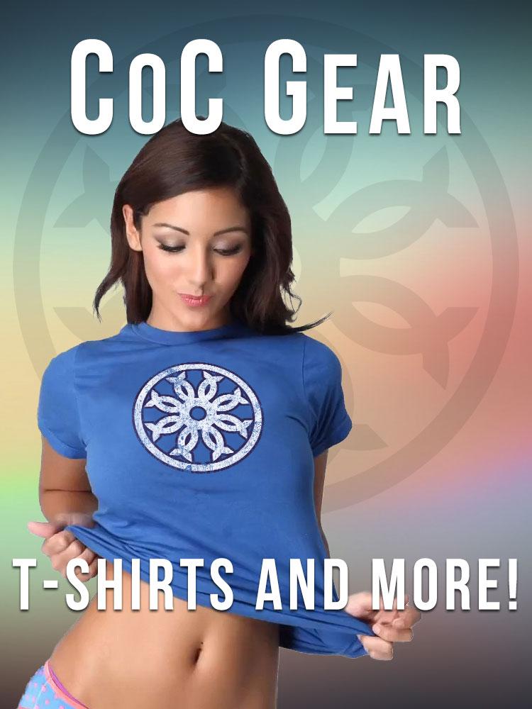 Shop the CoC Store